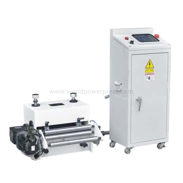 Tekan Roll Feeder untuk Metal Coil Automatic Feeding ke Punching Area